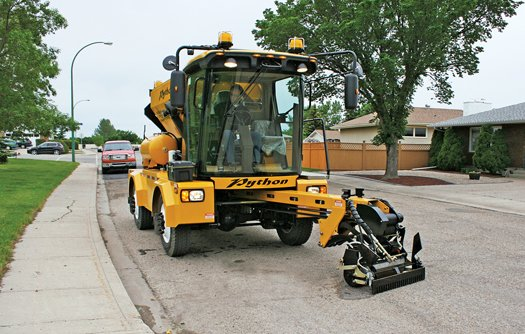 Pothole fixing machines
