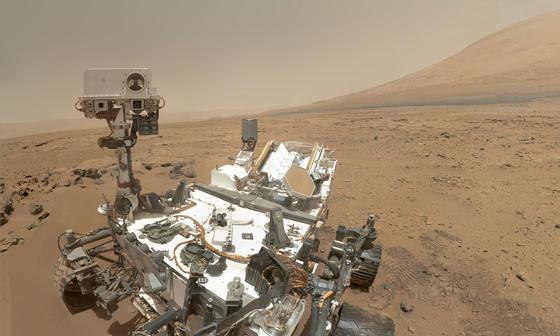 curosity rover