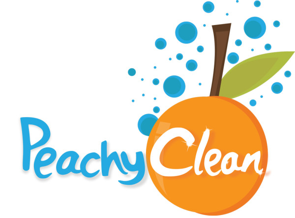 Peachy Clean Logo