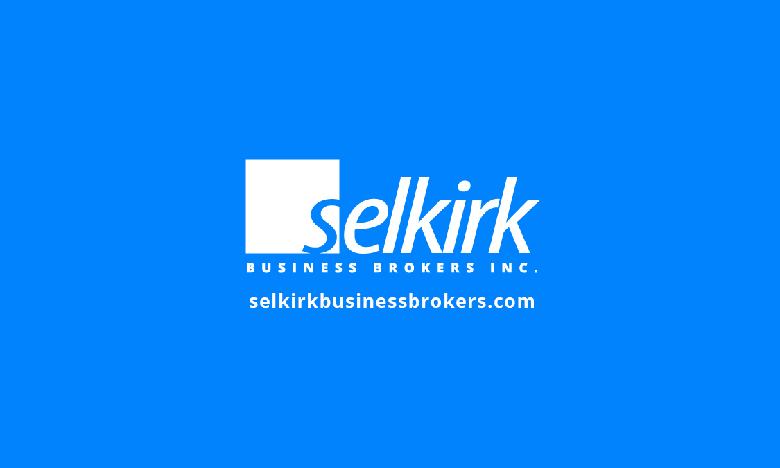 Selkirk Business Brokers Business Card