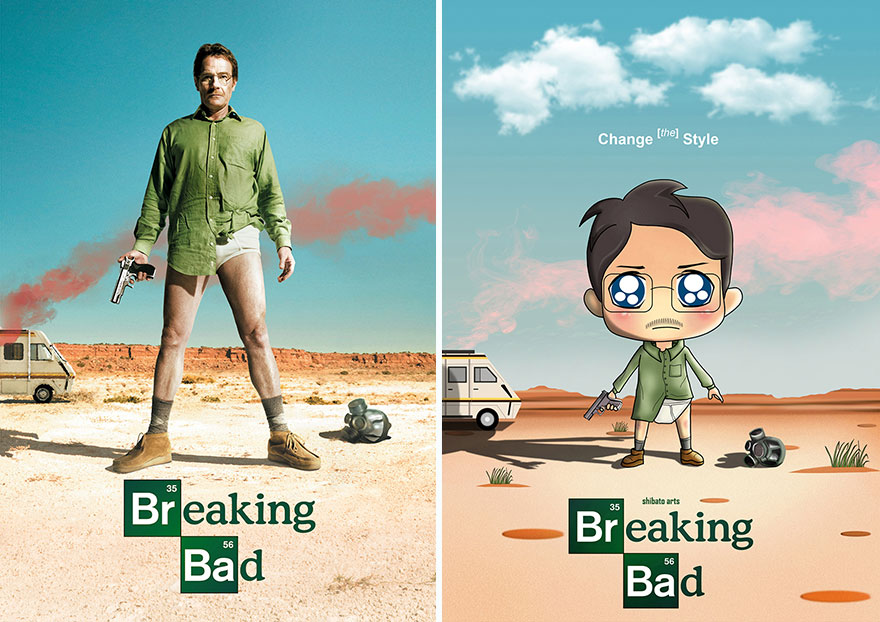 I-Recreated-Popular-TV-Series-Posters-Into-Fun-Illustrations17__880